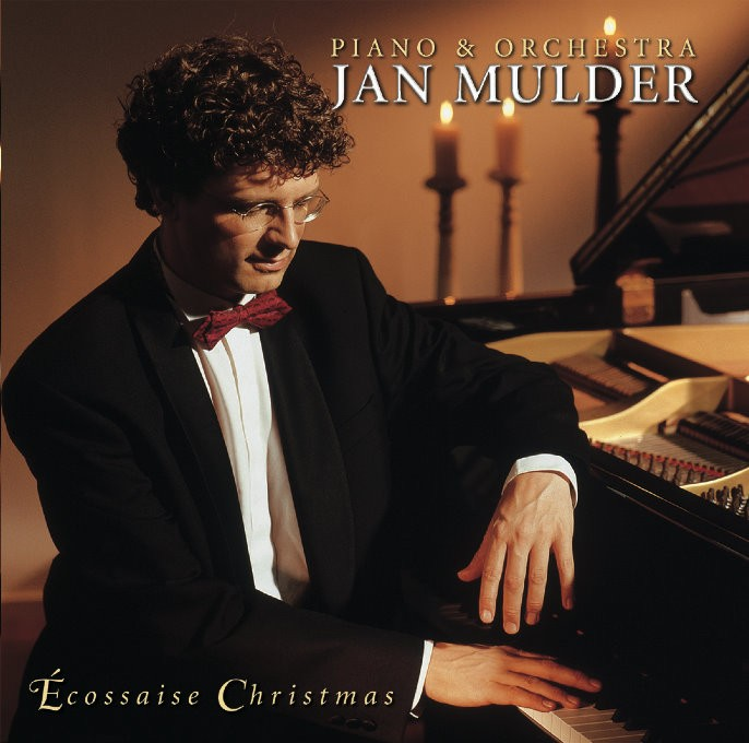 CD - Ecossaise Christmas